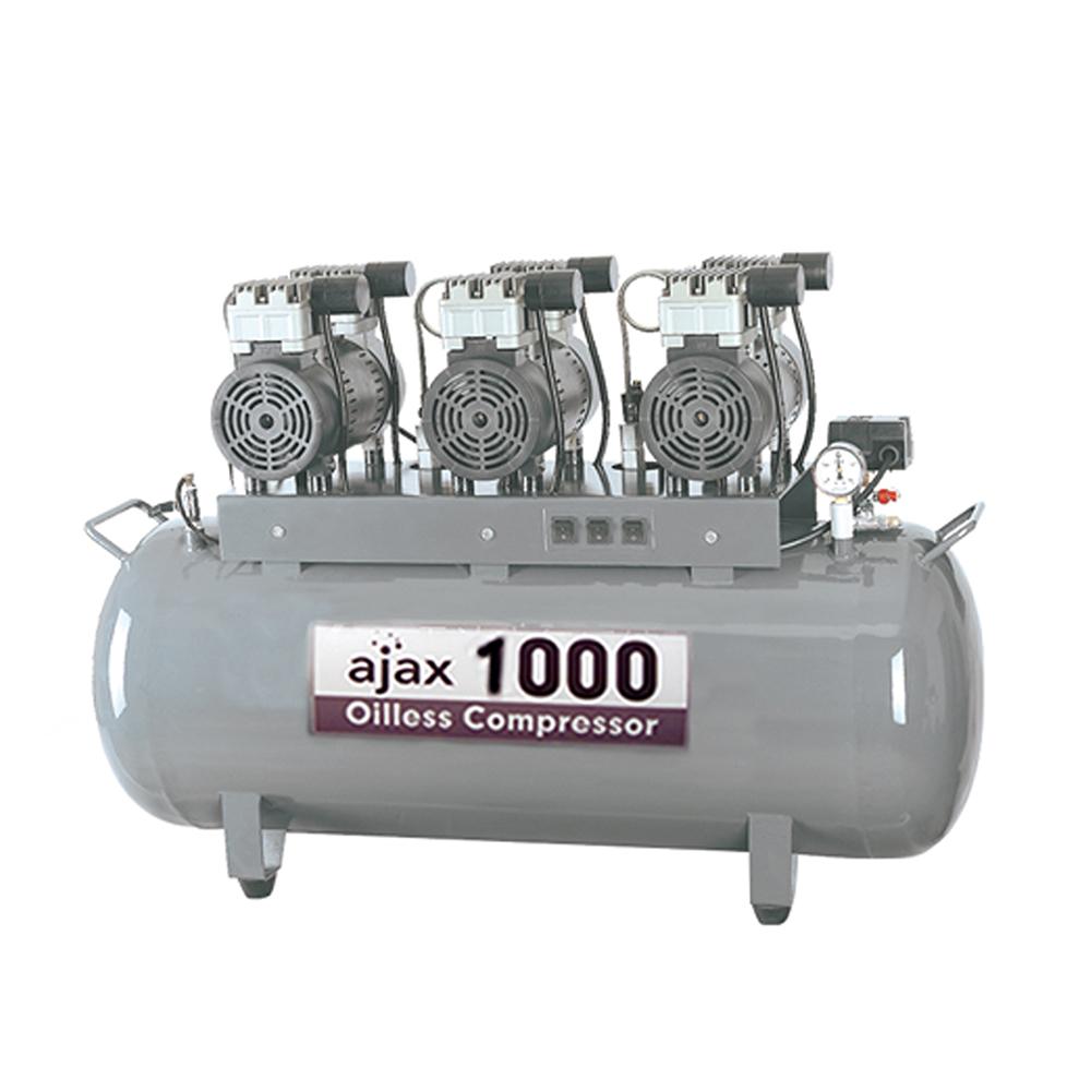 AJAX 1000 air compressor