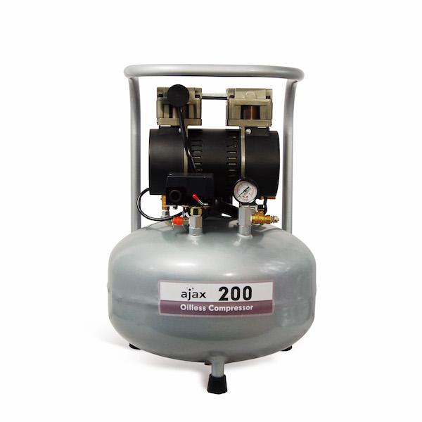AJAX 200 air compressor