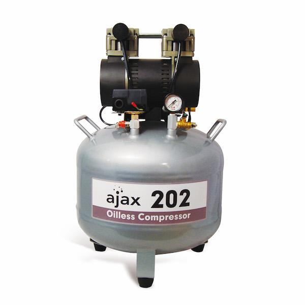 AJAX 202 air compressor