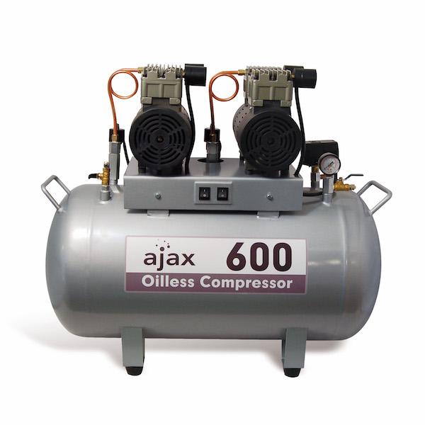 AJAX 600 air compressor