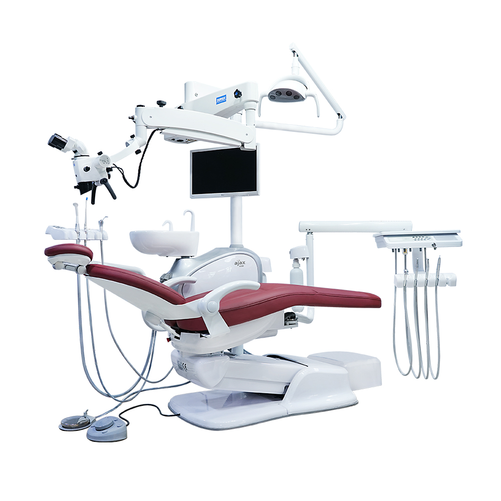 Integrated Microscopic Dental Unit